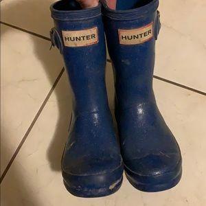 Kids Hunter Boots!